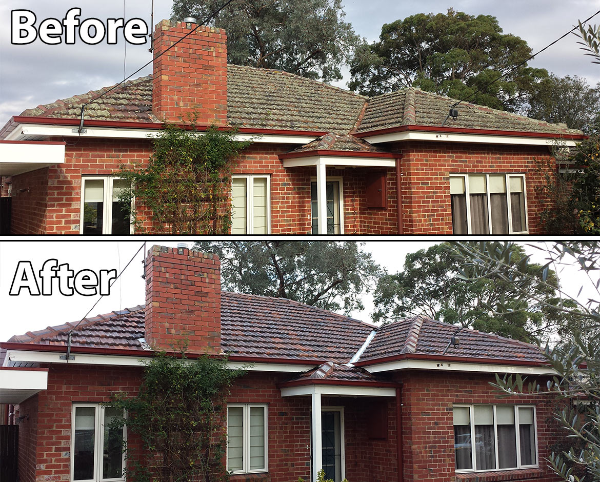 Roof Restoration Melbourne - Box Hill