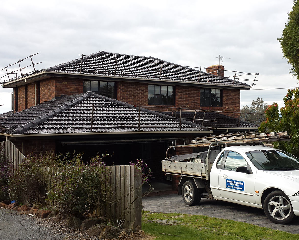 Roof Restoration Melbourne, Chirnside Park